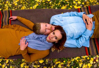 Fall Photos for Kevin and Crissy. Breckenridge, CO. Fall, 2016.